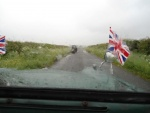 Jubilee Road Run - a rainy outlook